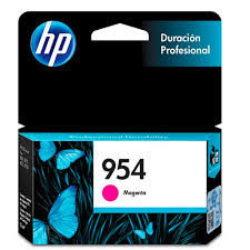 CARTUCHO ORIGINAL HP 954 MAGENTA - L0S53AB (10 ml)