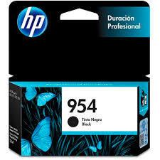 CARTUCHO ORIGINAL HP 954 PRETO - L0S59AB (23.5 ml)