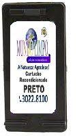 CARTUCHO REMANUF. HP 96 (C8767WL) - PRETO