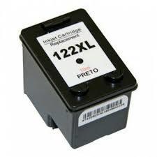 CARTUCHO COMPATIVEL HP 122XL PRETO 14ML