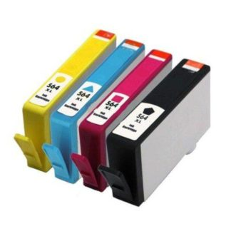 CARTUCHOS COMPATIVEL HP 564XL CYAN - 16ML