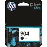 CARTUCHO  ORIGINAL HP 904 PRETO (8 ml) - T6M00AB