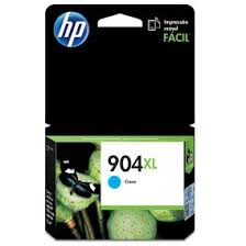 CARTUCHO ORIGINAL HP 904XL CIANO (T6M04AB - 9.5 ml)