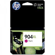 CARTUCHO ORIGINAL HP 904XL MAGENTA (T6M08AB - 9.5 ml)
