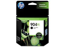 CARTUCHO ORIGINAL HP 904XL PRETO (T6M16AB - 21.5 ml)