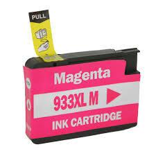 CARTUCHO COMPATÍVEL HP 933XL MAGENTA 17 ML