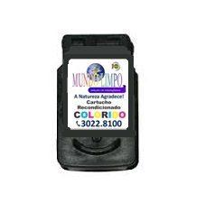 CARTUCHO REMANUFATURADO CANON CL141 COLOR