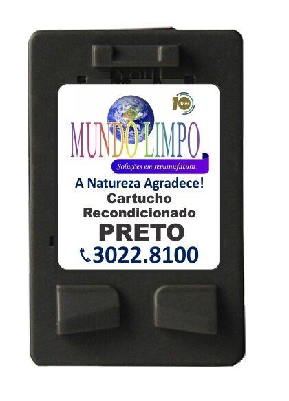 CARTUCHO REMANUF. HP 54A(CB334) - PRETO