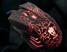 MOUSE GAMER EVOLUT EG-102 2400 DPI/06 BOTOES