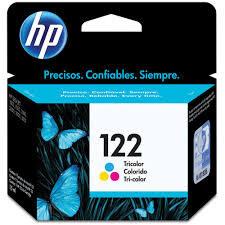 CARTUCHO ORIGINAL HP 122 COLORIDO (2ML) CH562HB