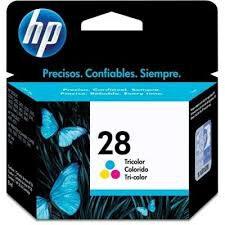 CARTUCHO ORIGINAL HP 28A(8728AL) COLORIDO. 8ML