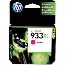 Cartucho HP CN055AL (933XL) - 6100 / 6600 / 6700 / 7100A / 7110 / 7610 - Original - Magenta - 9 ml