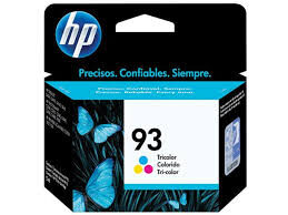 CARTUCHO ORIGINAL HP 93A(C9361WL) COLORIDO. 5ML