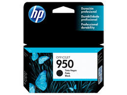 CARTUCHO ORIGINAL HP 950(CN049AL) PRETO 24ML