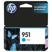 CARTUCHO ORIGINAL HP 951(CN050AL) CIANO 8.5ML