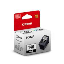 Cartucho Original CANON PG140 - PIXMA MG2110 / MG3110 / MG4110 Preto - 8ml