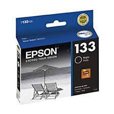 CARTUCHO ORIGINAL EPSON T133 120 PRETO