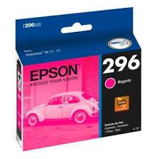 CARTUCHO ORIGINAL EPSON T296 320 MAGENTA 4ML