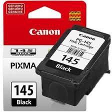 CARTUCHO ORIGINAL CANON PG145 PRETO 8ml(Elgin)